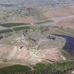 Lachish Aerial View